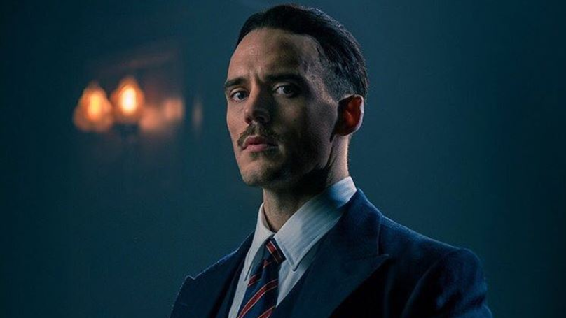 Hunger Games' Sam Claflin Joins Peaky Blinders Season Five