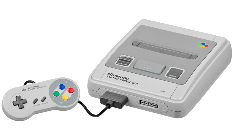 It Looks Like A Mini Version Of The SNES Is Coming Our Way