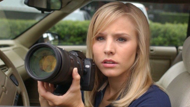 Kristin Bell Confirms A New Series Of Veronica Mars Is Coming