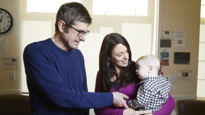 Louis Theroux's New Documentary To Explore Postpartum Mental Health
