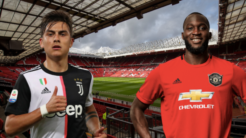 Man Utd And Juventus Agree Swap Deal In Principle Involving Paulo Dybala And Romelu Lukaku