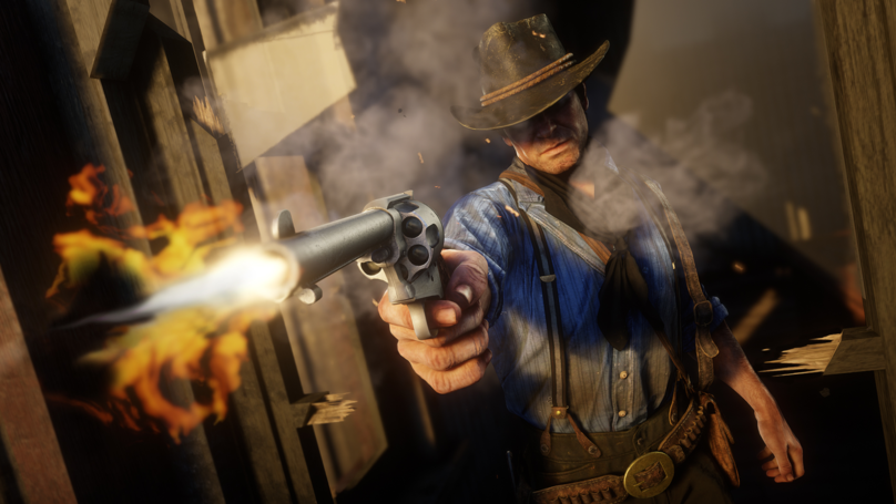 There's ​New Evidence 'Red Dead Redemption 2' Might Be Coming To PC