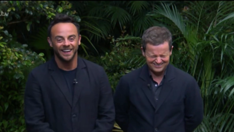 Ant Leaves Viewers In Hysterics With 'Todger' Quip On 'I'm A Celebrity'