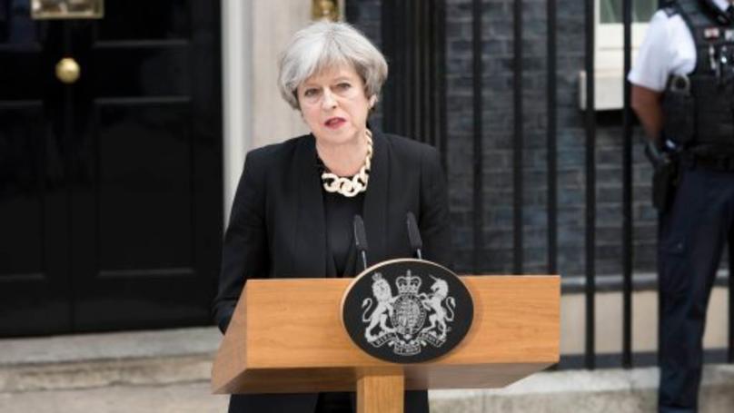 Theresa May Says We Need 'Internet Regulation' Following London Attack