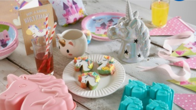 B&M's Unicorn Range Is A Dreamy Addition To Any Home