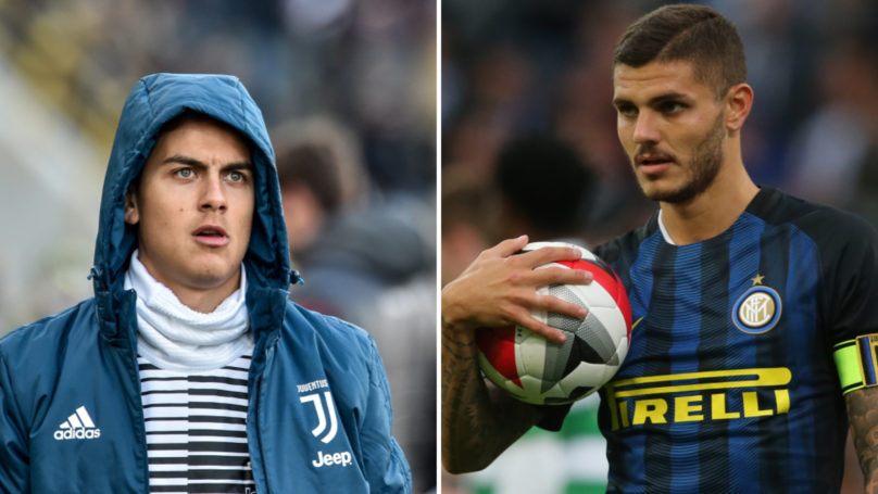 Argentina Boss Hints Dybala And Icardi Are Unlikely To Go To Russia