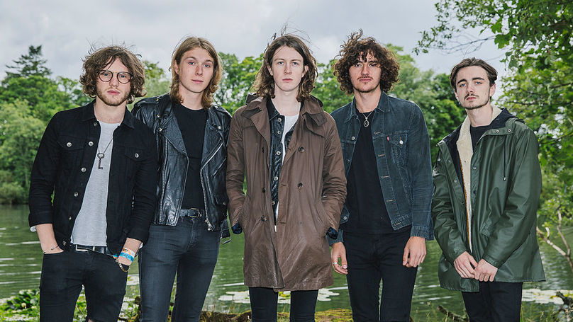 WATCH: Blossoms Give Exclusive Acoustic Performance In theLADbible Offices