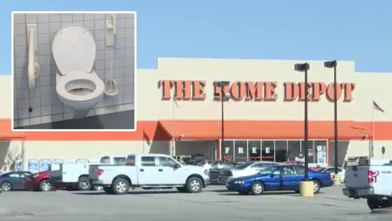 Man's Warning About Smelly Poo Gets Mistaken For Bomb Threat