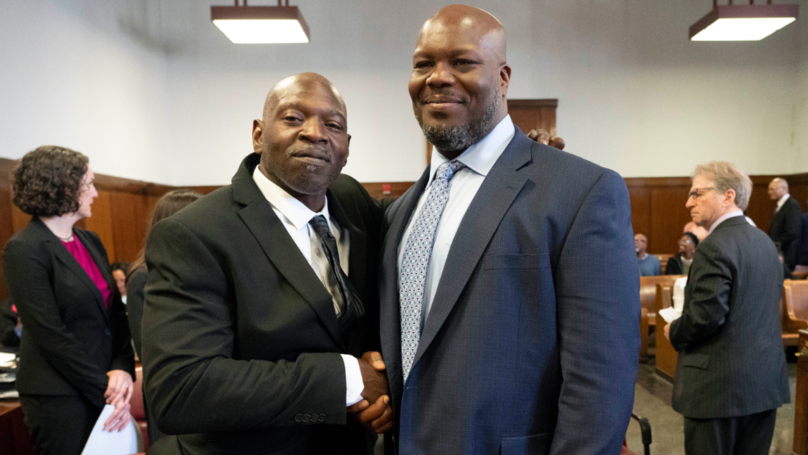 Two Men Have Rape Convictions Vacated 26 Years After Going To Prison