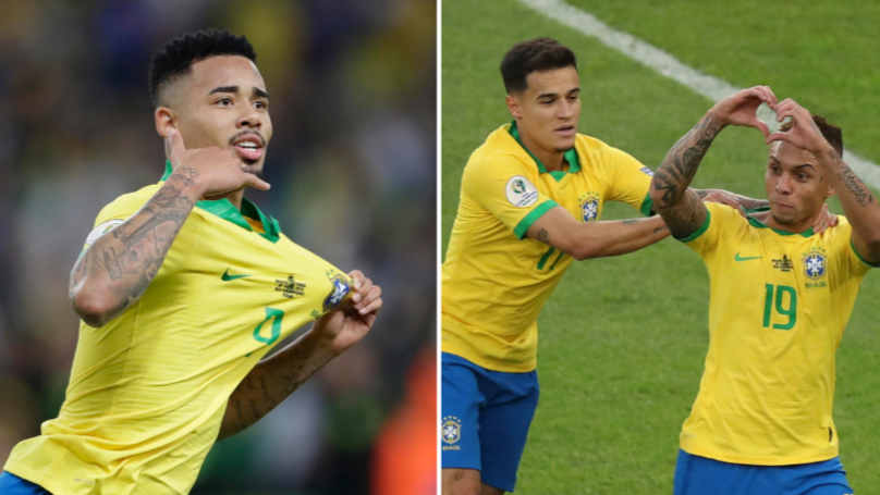 Brazil Beat Peru To Win The 2019 Copa America