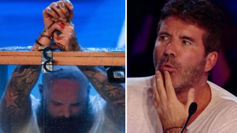 Britain's Got Talent Escapologist Matt Johnson Reveals Audition Actually Went Wrong