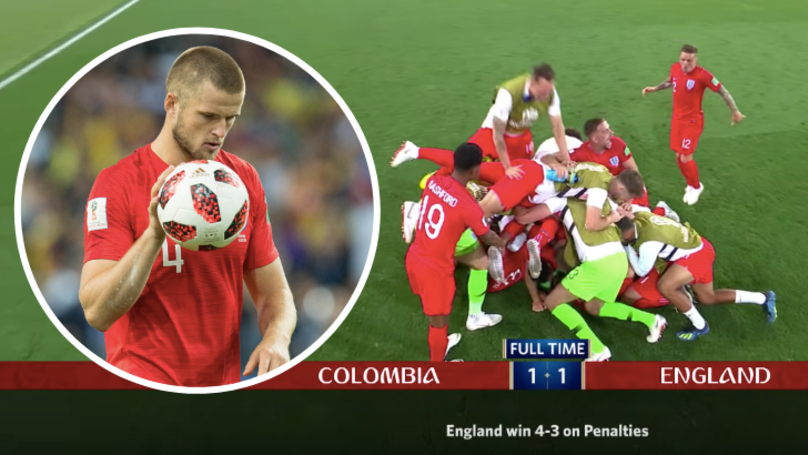 Exactly One Year Ago, Life Peaked When England Beat Colombia On Penalties