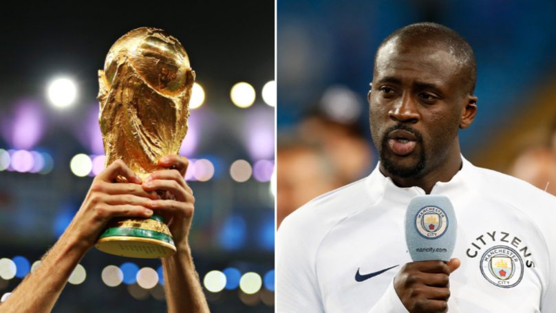 Yaya Toure Picks Four Premier League Players In World Cup XI