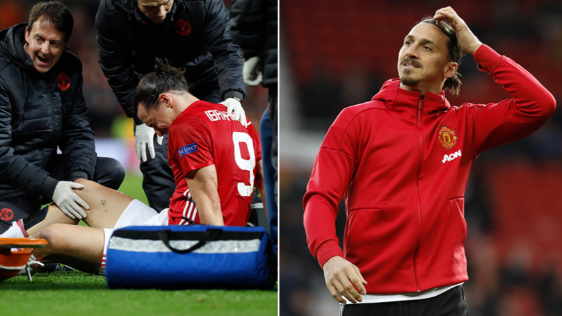 Zlatan Ibrahimovic's Idol Ronaldo Sends Him Touching Message On Instagram