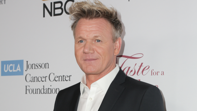 ​Gordon Ramsay Adds Vegan Roast To Menu, Gets Ripped To Shreds