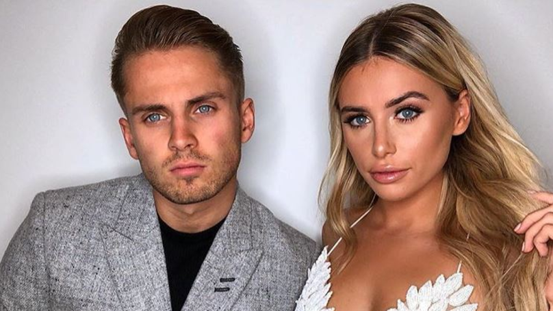 It's All Over For Love Island's Charlie Brake And Ellie Brown
