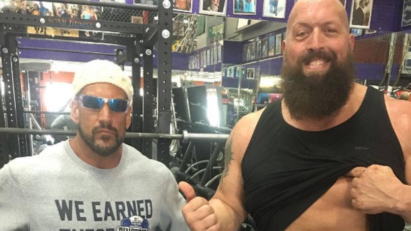The Big Show Is Looking Majorly Lean Ahead Of Wrestlemania