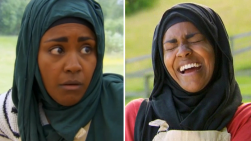 GBBO's Nadiya Jamir Hussain Makes Accidental X-Rated Twitter Blunder