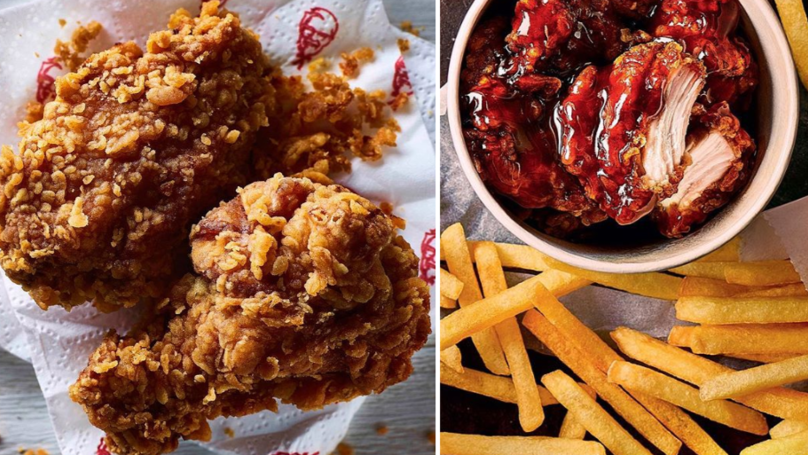 KFC To Launch Meat-Free 'Fried Chicken' In UK