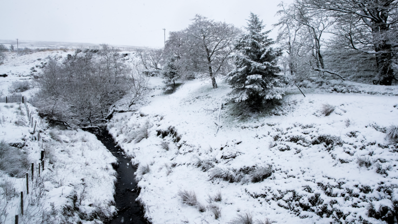 Met Office Forecast Predicts More Snow For Parts Of The UK
