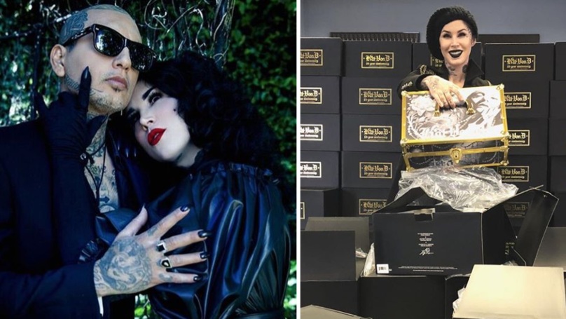 People Are Boycotting Kat Von D Over Her 'Controversial' Anti-Vaccination Choices
