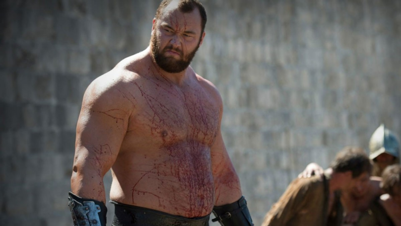 Eddie Hall Congratulates 'Game Of Thrones' Star Hafþór Júlíus Björnsson On World's Strongest Man Win