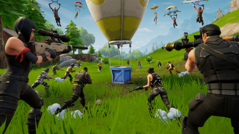 'Fortnite' Sees Revenues Fall In 2019 After Big December Results