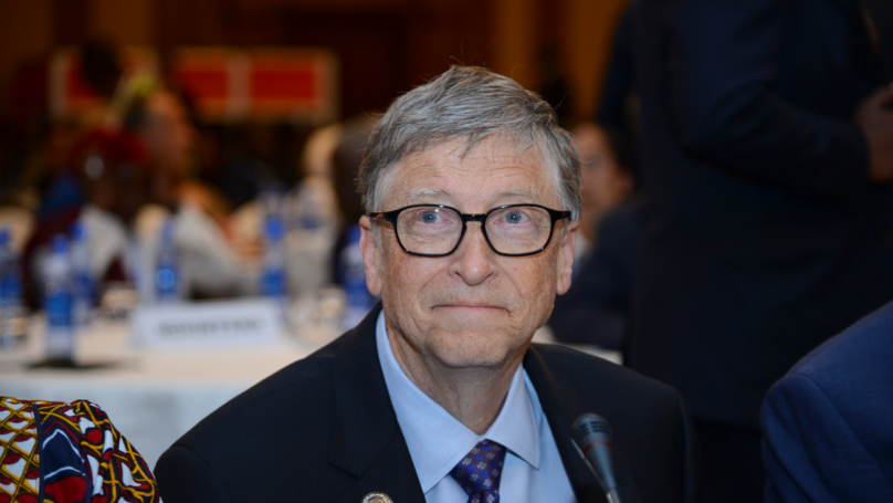 Bill Gates Wants The World To Wake Up To The Dangers Of Cow Farts
