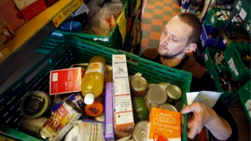 Generous Mystery Person Sends £300 Tesco Delivery To Wales Foodbank