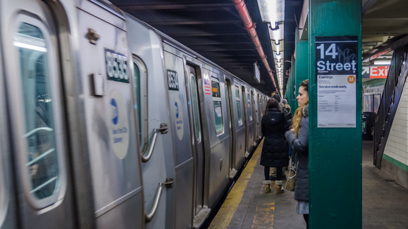 Woman Fights Off Serial Masturbator On Subway By Stabbing Him With His Own Knife