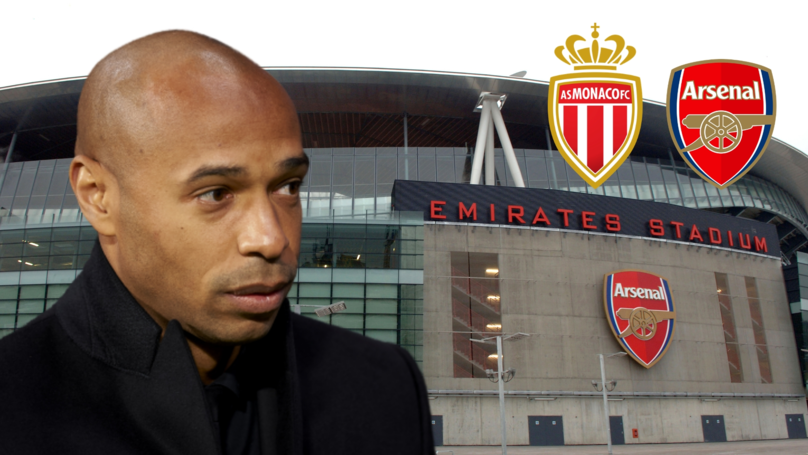 Arsenal Star Snubbed Thierry Henry's Offer To Join Him At Monaco