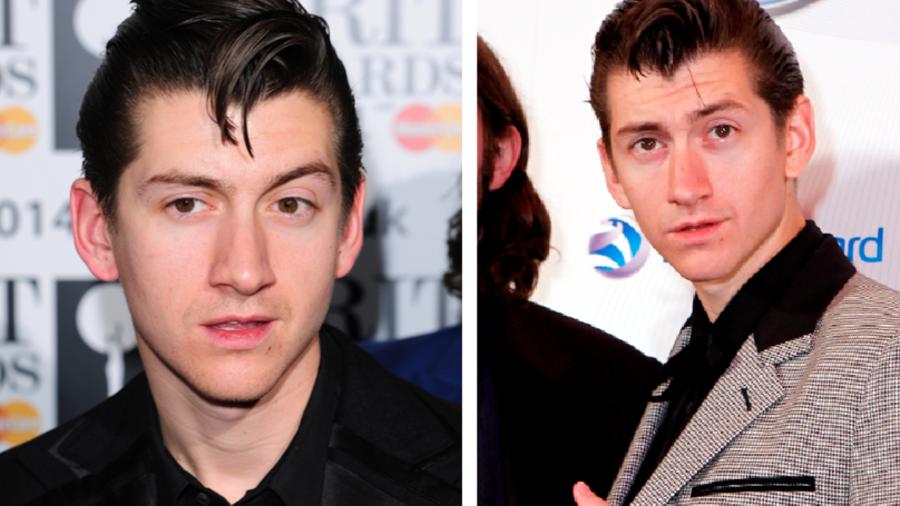 Arctic Monkeys' Alex Turner Has Shaved All His Hair Off And The Internet Can't Deal