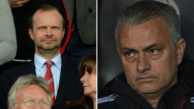 Mystery Player Called Ed Woodward To Get Jose Mourinho Sacked