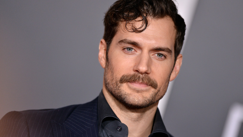 People Have Noticed Something Strange About Henry Cavill's Beard In The 'Mission: Impossible' Trailer
