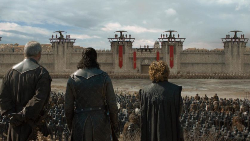 First Pictures From Game Of Thrones Episode Five Tease 'War Of The Queens'