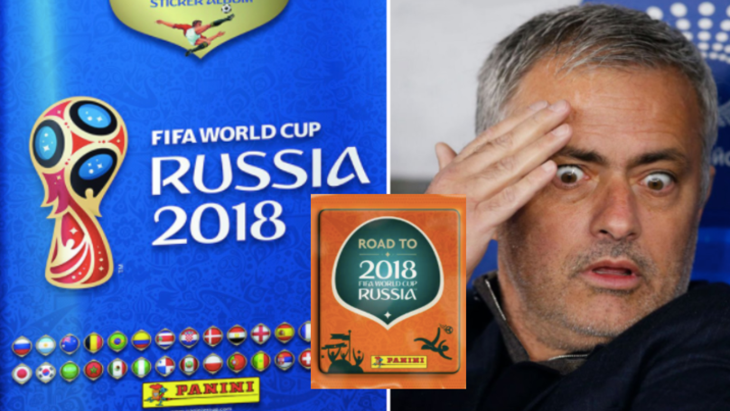 How Much A Packet Of World Cup Stickers Will Cost You Revealed