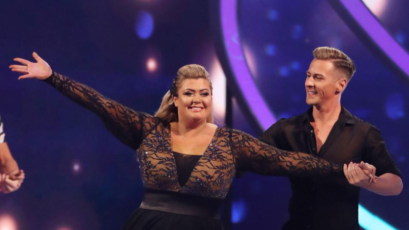 A Lot Of People Reckon Gemma Collins Dived On Dancing On Ice