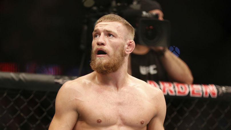 Conor McGregor's Agent Confirms He Is Considering A Move To WWE