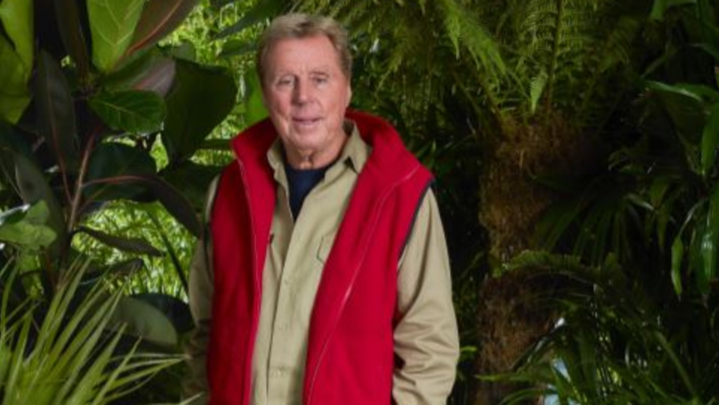 Harry Redknapp Wants To Be A 'Gangster Actor' When He Leaves 'I'm A Celeb'