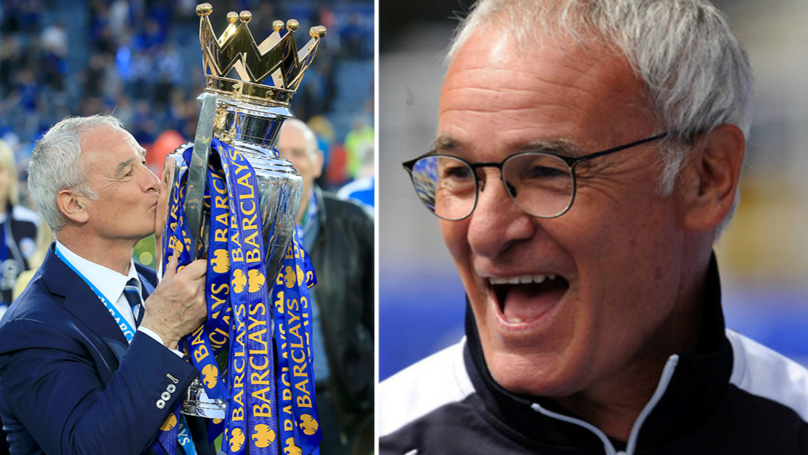 The Two Words Claudio Ranieri Said When Leicester Asked Him To Return