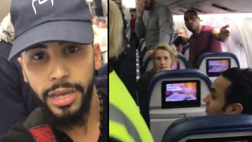 YouTuber Allegedly 'Kicked Off' Flight For Speaking Arabic