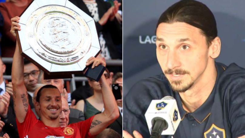 Nobody Can Believe The 'Deluded' Comments Zlatan Has Made About His Time In England