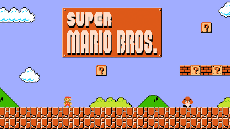 A Copy Of 'Super Mario Bros.' Has Sold For Over $100,000