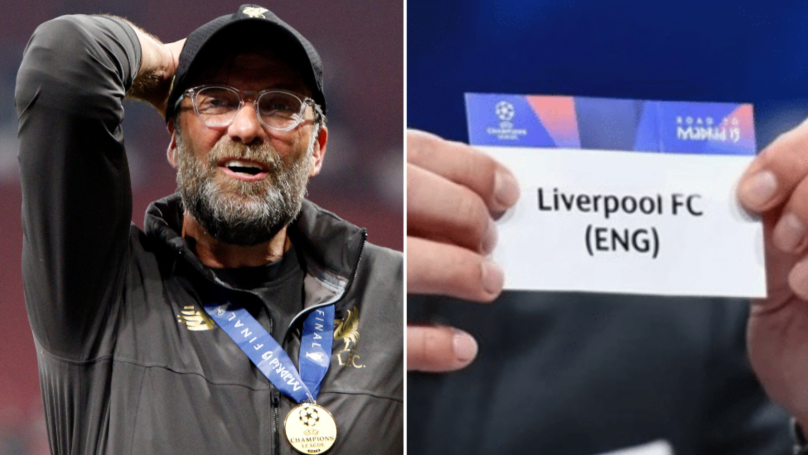 The Worst Case Scenario For Liverpool In The Champions League Draw