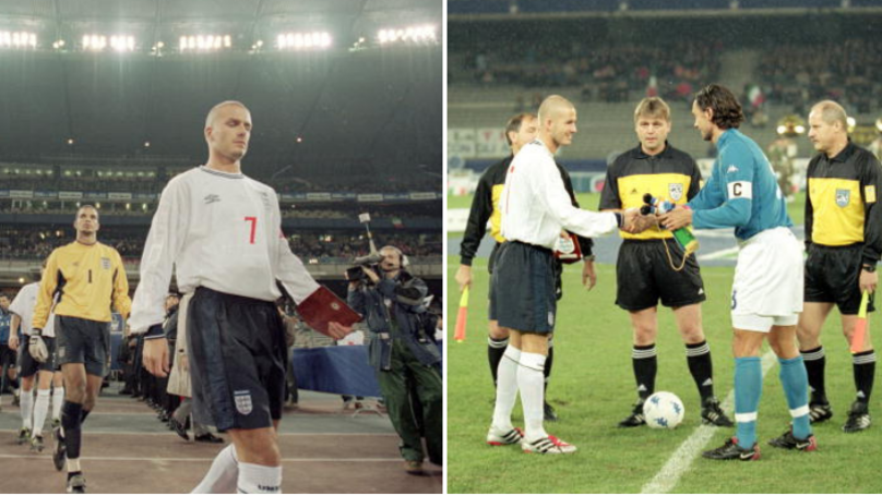 On This Day In 2000, David Beckham Captained England For The First-Time