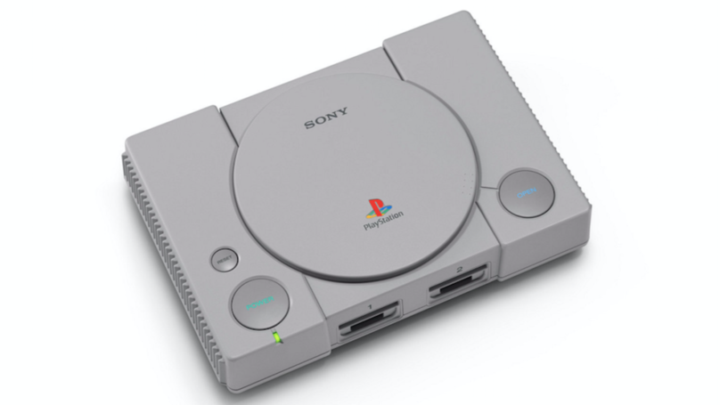The PlayStation Classic Mini-Console Doesn't Live Up To Its Billing