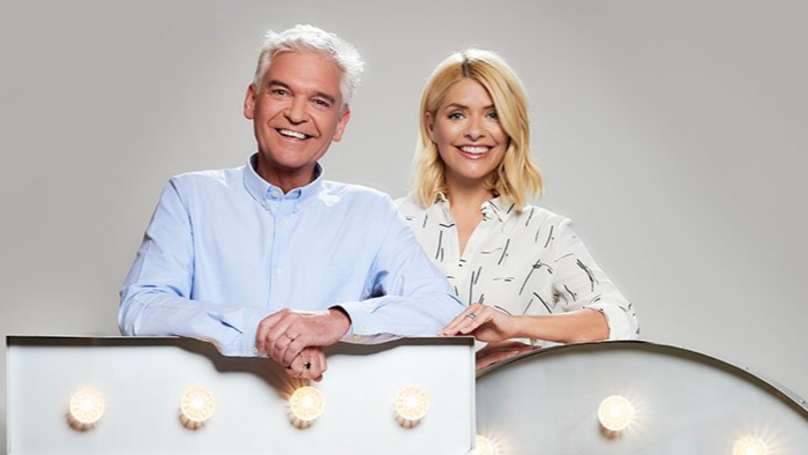 Holly Willoughby And Phillip Schofield Are Getting An 'X-Rated' Nighttime Show