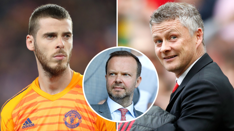 Manchester United Have Already Identified A Replacement Goalkeeper For David De Gea