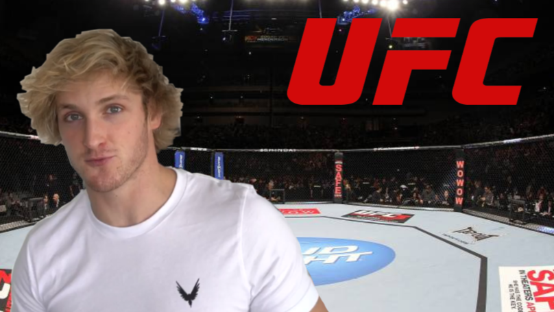 YouTuber Logan Paul Tipped To Join The UFC