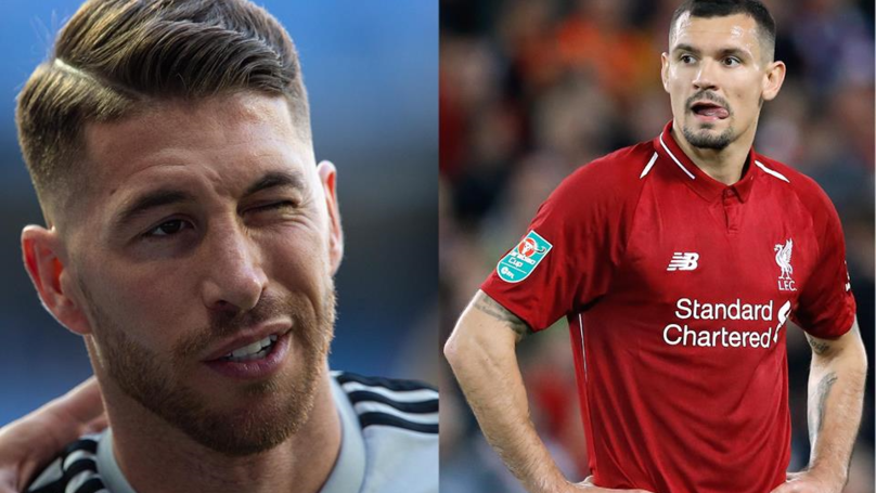 Sergio Ramos Hits Back Once Again In Feud With Dejan Lovren